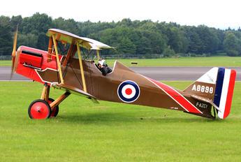 F-AZCY - Amicale Jean Salis Royal Aircraft Factory S.E.5A