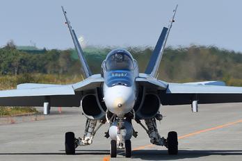 A21-23 - Australia - Air Force McDonnell Douglas F/A-18A Hornet