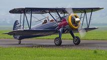 OE-AMM - The Flying Bulls Boeing Stearman, Kaydet (all models) aircraft
