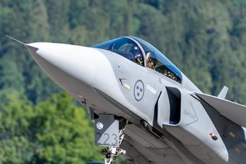 39223 - Sweden - Air Force SAAB JAS 39C Gripen