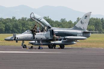6078 - Czech - Air Force Aero L-159T1 Alca