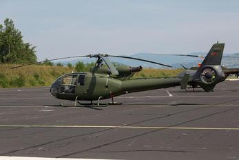 12634 - Montenegro - Air Force Aerospatiale SA-341 / 342 Gazelle (all models)