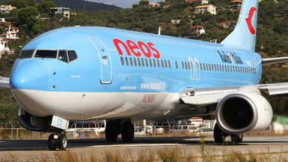 I-NEOX - Neos Boeing 737-800