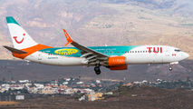 C-FDBD - TUI Airways Boeing 737-800 aircraft