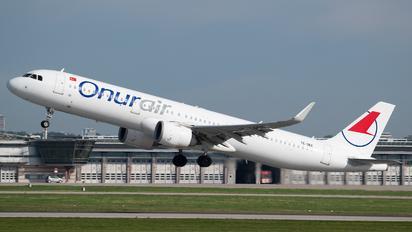 TC-OEE - Onur Air Airbus A321 NEO