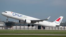 TC-OEE - Onur Air Airbus A321 NEO aircraft