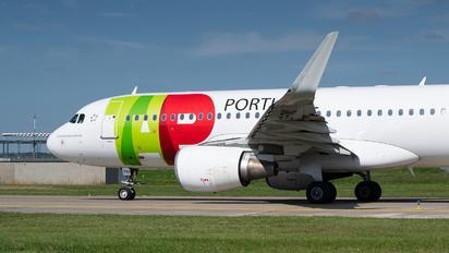 CS-TNU - TAP Portugal Airbus A320