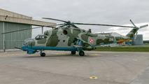 016 - Poland - Air Force Mil Mi-24D aircraft