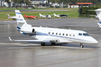 OE-HAS - Avcon Jet Gulfstream Aerospace G200