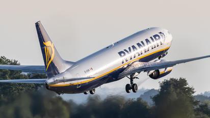 EI-DHR - Ryanair Boeing 737-800