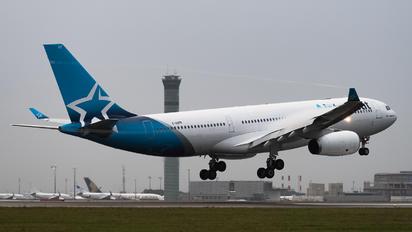 C-GUFR - Air Transat Airbus A330-200