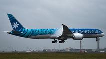 F-ONUI - Air Tahiti Nui Boeing 787-9 Dreamliner aircraft