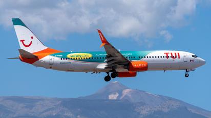 C-FDBD - TUI Airways Boeing 737-800