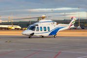 DU-142 - United Arab Emirates - Government Agusta Westland AW139 aircraft