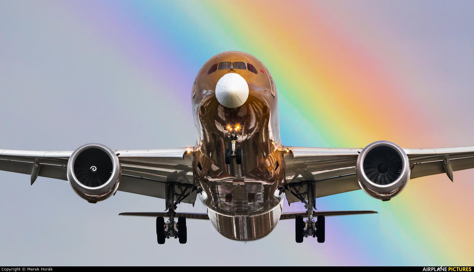 Hainan Airlines B-1343 aircraft at London - Heathrow