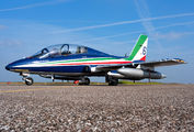"MM55052 - Italy - Air Force ""Frecce Tricolori"" Aermacchi MB-339-A/PAN aircraft"