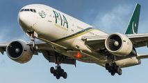 PIA - Pakistan International Airlines AP-BGK image