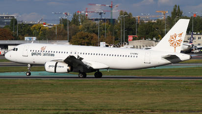 LY-EMU - GetJet Airbus A320