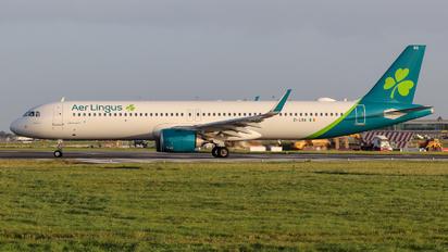 EI-LRA - Aer Lingus Airbus A321 NEO