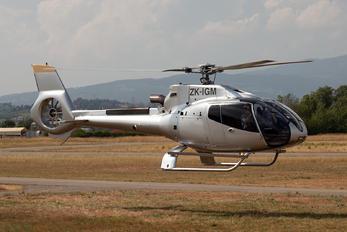 ZK-IGM - Private Eurocopter EC130 (all models)