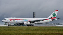 OD-MEE - MEA - Middle East Airlines Airbus A330-200 aircraft