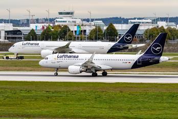 D-AIWF - Lufthansa Airbus A320