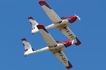 YR-BVJ - Romanian Airclub IAR Industria Aeronautică Română IAR 46S