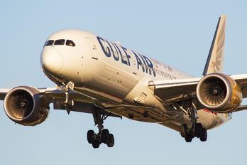 A9C-FE - Gulf Air Boeing 787-9 Dreamliner