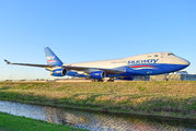 4K-SW888 - Silk Way Airlines Boeing 747-400F, ERF aircraft