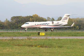 N243PC - Private Gulfstream Aerospace G VII-G500
