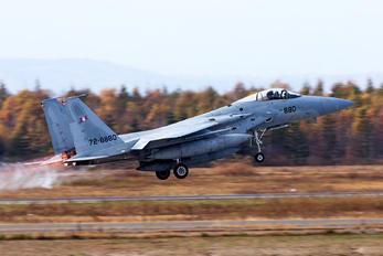 72-8880 - Japan - Air Self Defence Force Mitsubishi F-15J