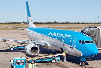 LV-FUA - Aerolineas Argentinas Boeing 737-800