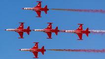 70-3025 - Turkey - Air Force : Turkish Stars Canadair NF-5A aircraft