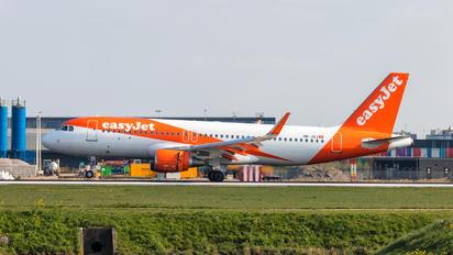 HB-JXJ - easyJet Switzerland Airbus A320