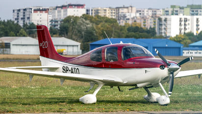 SP-ATO - Private Cirrus SR20
