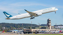 B-LXD - Cathay Pacific Airbus A350-1000 aircraft