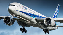 JA795A - ANA - All Nippon Airways Boeing 777-300ER aircraft