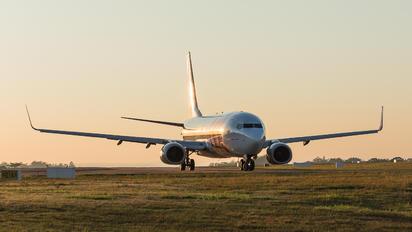 PR-GZE - GOL Transportes Aéreos  Boeing 737-800