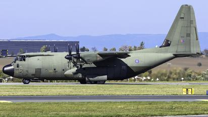 ZH889 - Royal Air Force Lockheed Hercules C.5
