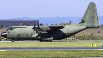 RAF Lockheed C-130 Hercules visited Prague title=
