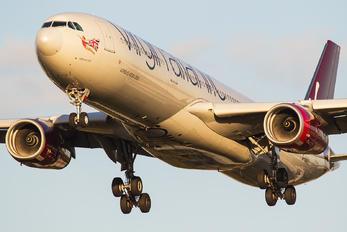 G-VNYC - Virgin Atlantic Airbus A330-300