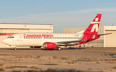 C-GCNU - Canadian North Boeing 737-300