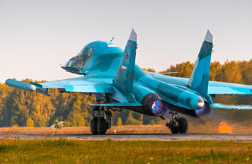 25 - Russia - Air Force Sukhoi Su-34