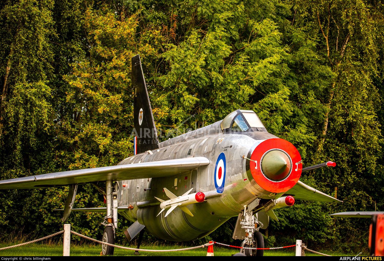 Royal Air Force ZF588 aircraft at East Midlands