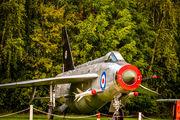 ZF588 - Royal Air Force English Electric Lightning F.53 aircraft