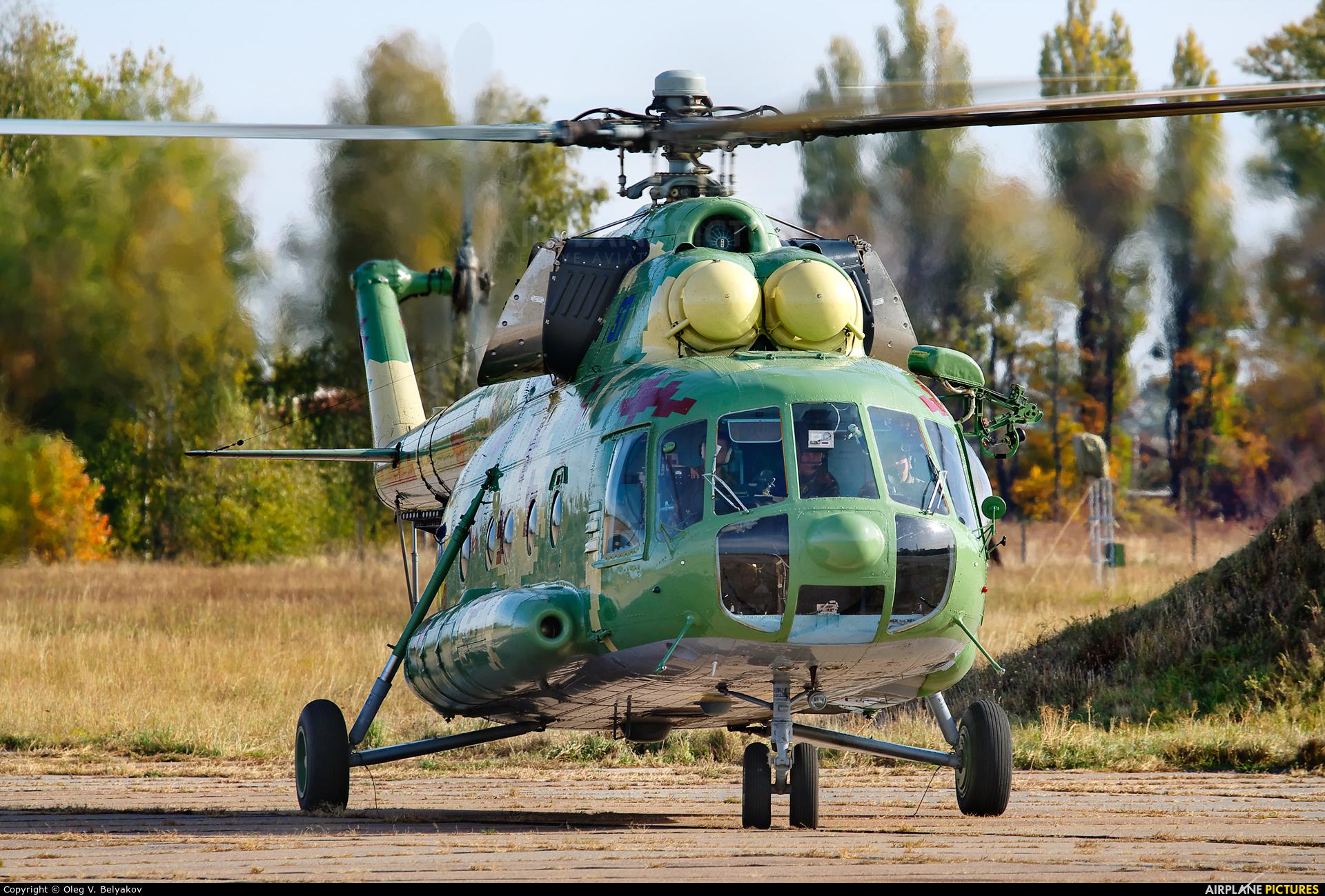 Ukraine - Army 37 aircraft at Vasilkov