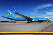 UR-VVV - Aerosvit - Ukrainian Airlines Boeing 767-300ER aircraft