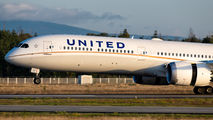 N91007 - United Airlines Boeing 787-10 Dreamliner aircraft