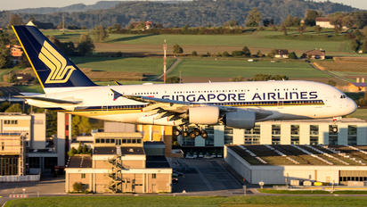 9V-SKS - Singapore Airlines Airbus A380