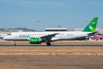 LN-WEA - Widerøe Embraer ERJ-190-E2